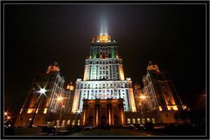 Гостиницы в Москве и их отсутствие