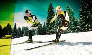 Поговорим немного о горных лыжах