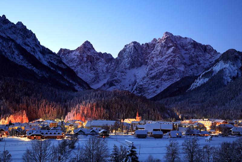 Краньска Гора – яркий горнолыжный отдых