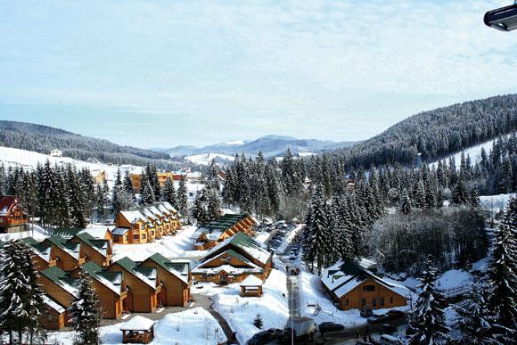 Ценители горных красот – в Буковель!