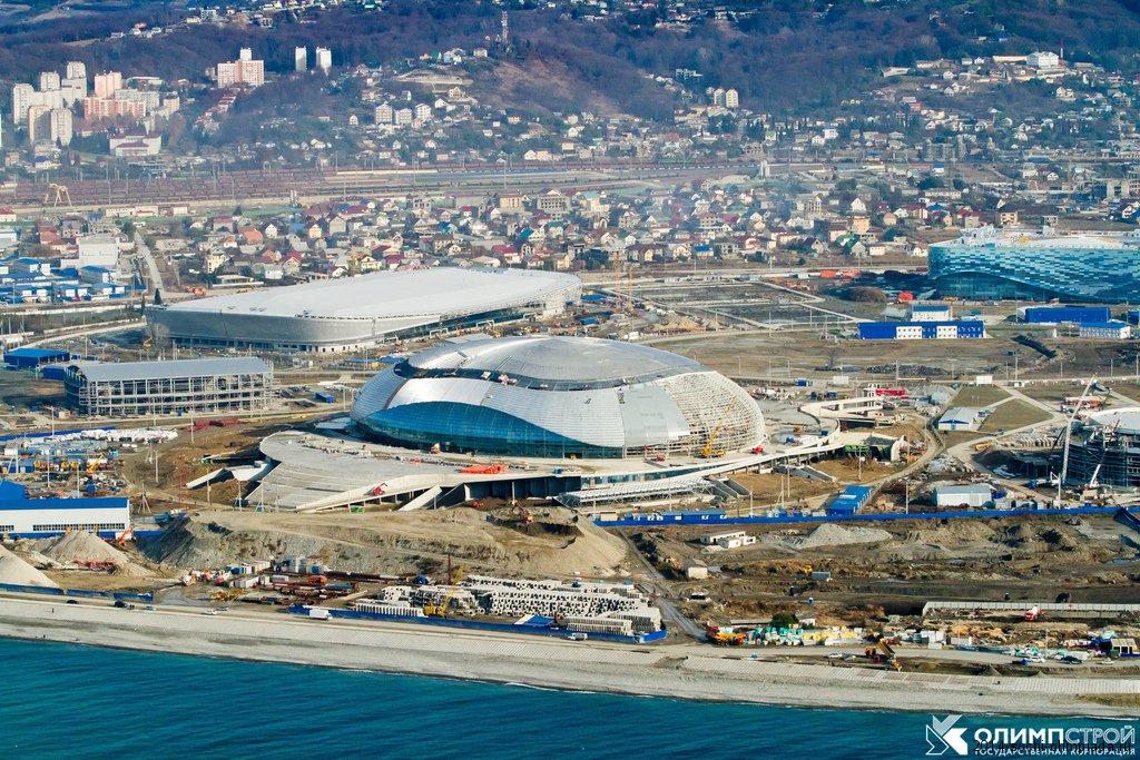 Посети Моршинский, а потом посети Олимпиаду в Сочи