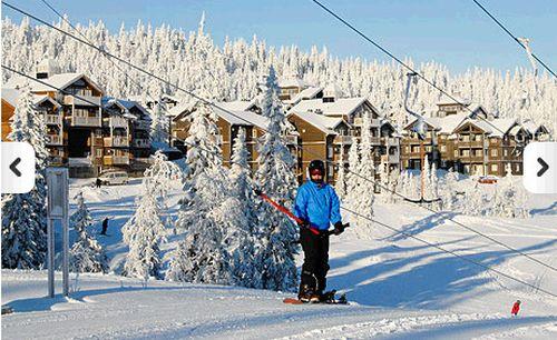 Чем вам запомнится зимний отдых в Норвегии?
