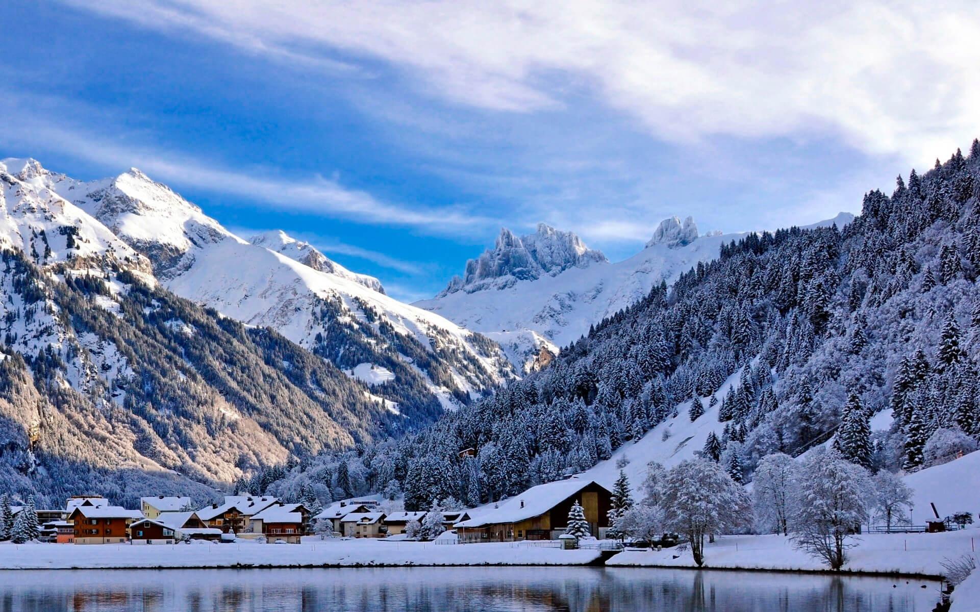 Отдых в Белокурихе зимой